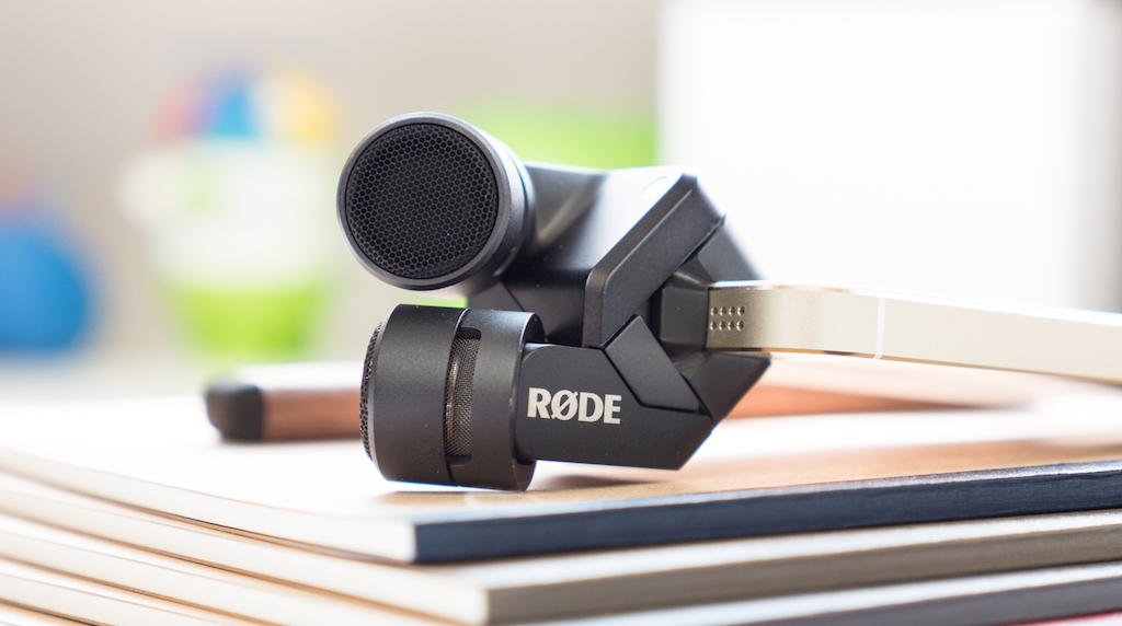Review: RØDE iXY Microphone (Lightning Connector